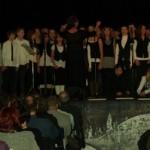 Gesamtauftritt als Chor
