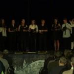 Chorauftritt
