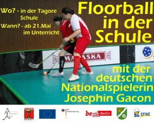 Plakat: Floorball
